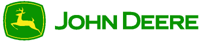 The John Deere Logo.